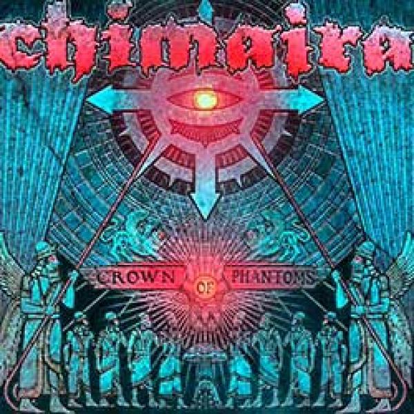 Chimaira Crown Of Phantoms album cover