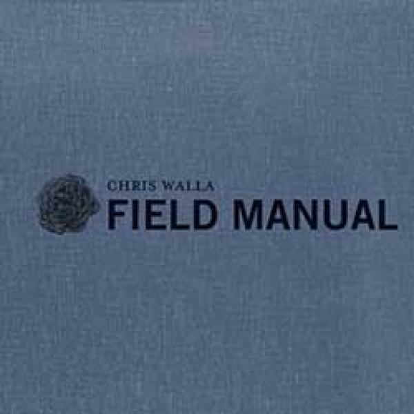 Chris Walla – Field Manual