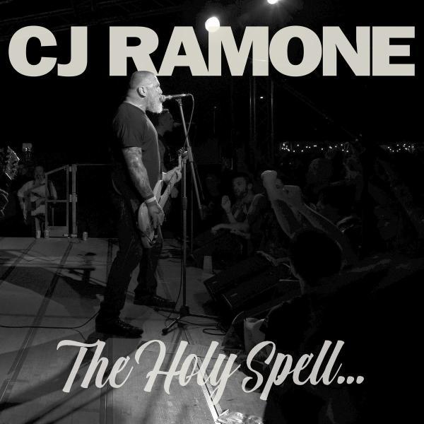 CJ Ramone The Holy Spell Punk Rock Theory