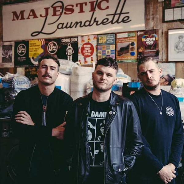 Scottish punks Cold Years return with new single 'Headstone'