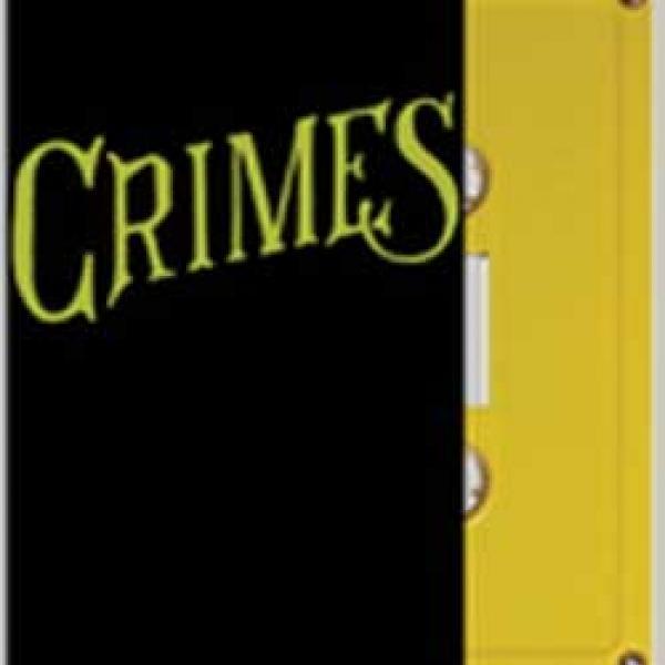 crimes album cover