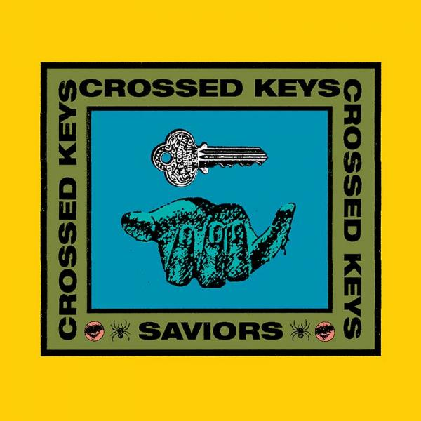 Crossed Keys Saviors Punk Rock Theory