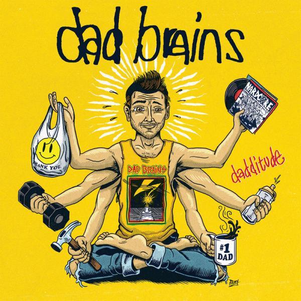 Dad Brains Dadditude