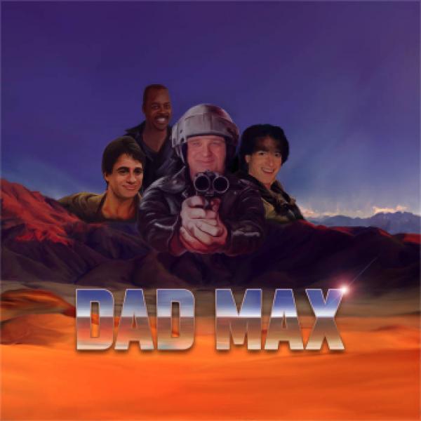 Dad Jokes - Dad Max