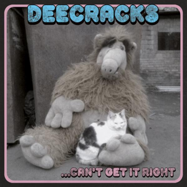DeeCracks Can't Get It Right Punk Rock Theory