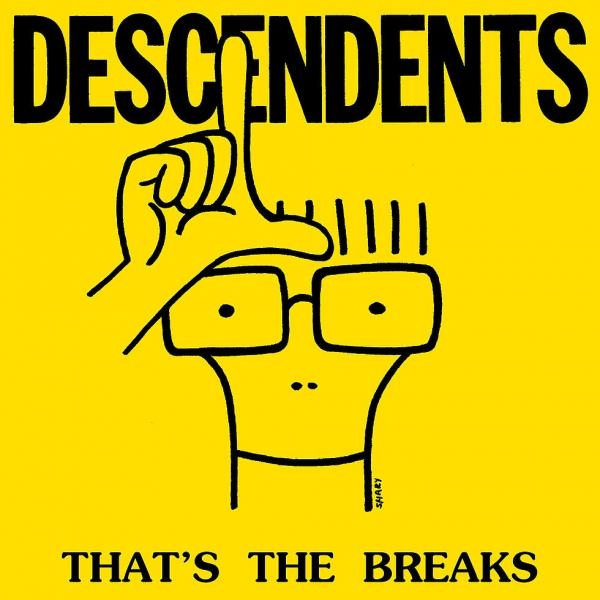 Descendents don't hold back on short rager 'That's The Breaks'