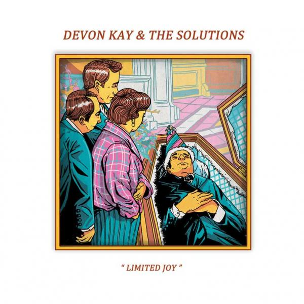 Devon Kay & the Solutions Limited Joy Punk Rock Theory