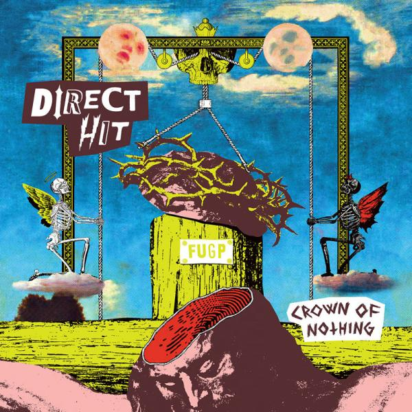 Direct Hit Crown Of Nothing Punk Rock Theory