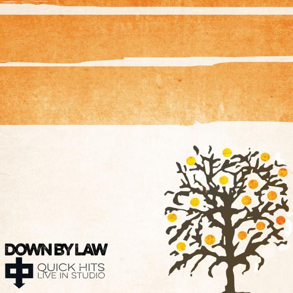 Down By Law announces live in studio album 'Quick Hits'