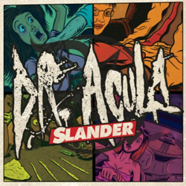 Dr. Acula – Slander