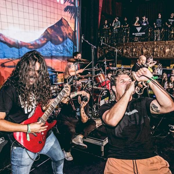 Drain share new song 'Hyper Vigilance'