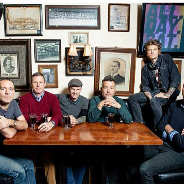 Dropkick Murphys release new single 'Mick Jones Nicked My Pudding'