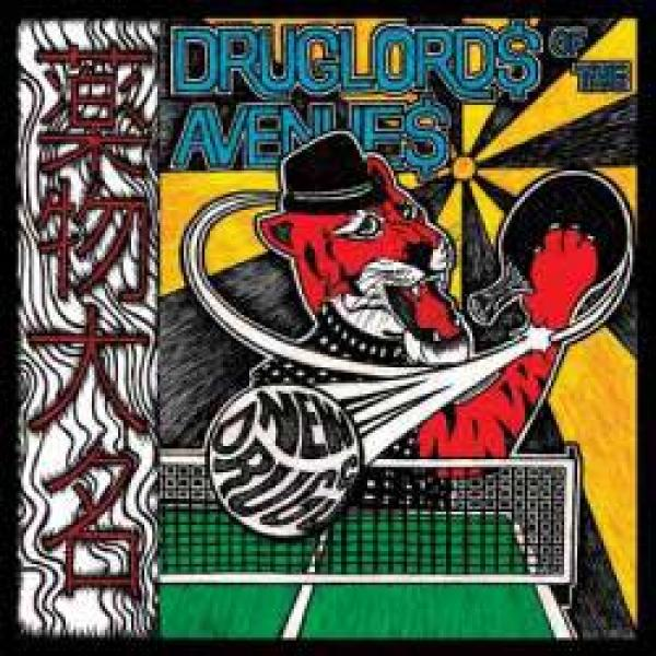 druglords of the avenues new drugs album cover