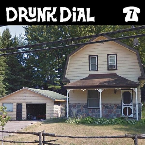 Dave Williams (of Crusades, Steve Adamyk Band) drunk dials on new solo 7″