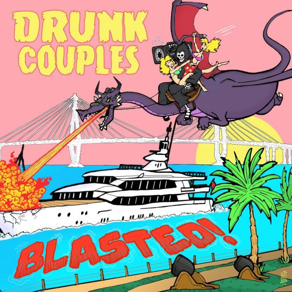 Drunk Couples - Blasted!