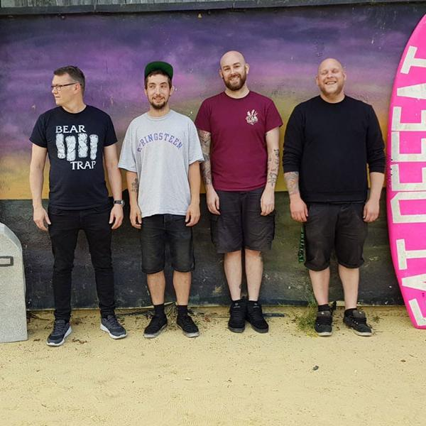 Eat Defeat share 'Running In Place' video