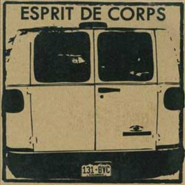 Esprit De Corps – Under Constant Influence EP