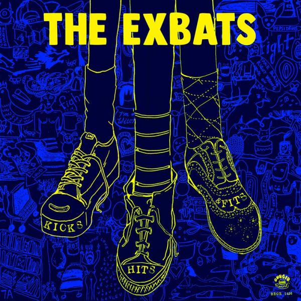 The Exbats Kicks, Hits and Fits Punk Rock Theory