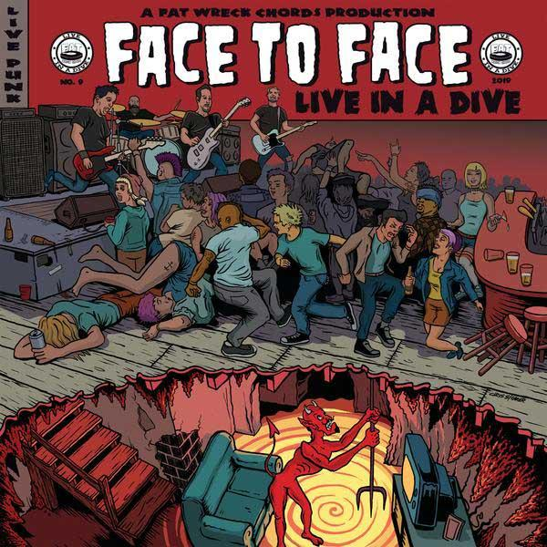 Face To Face Live In A Dive Punk Rock Theory