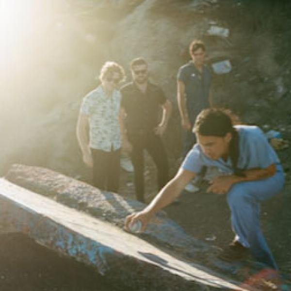 FIDLAR share video for 'Too Real'