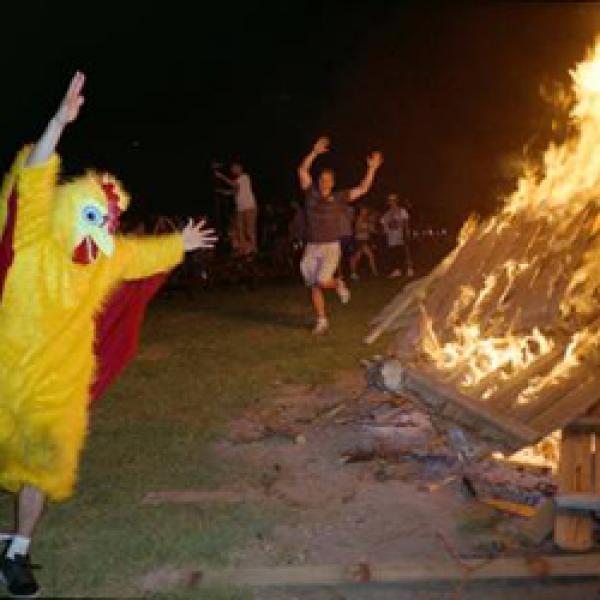 Fireworks – Bonfires EP