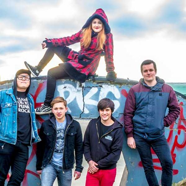 For I Am release new single 'The Armistice'