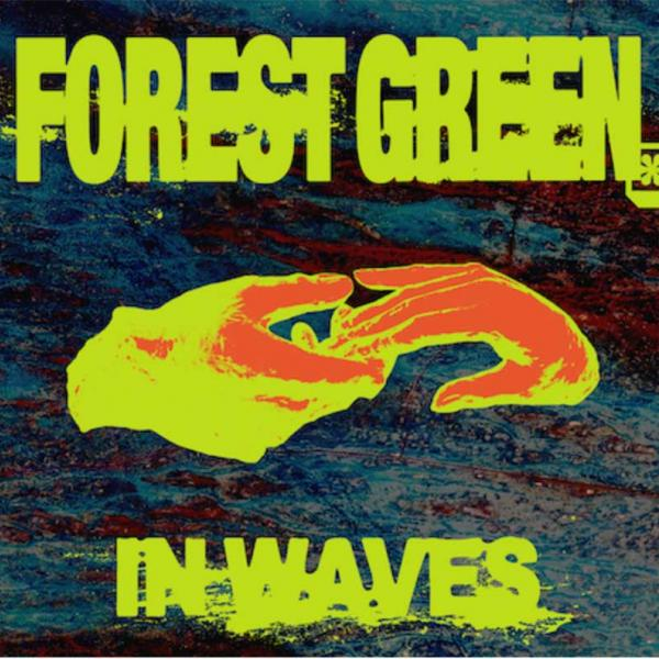 Forest Green In Waves Punk Rock Theory