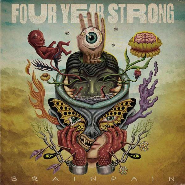Four Year Strong Brain Pain Punk Rock Theory