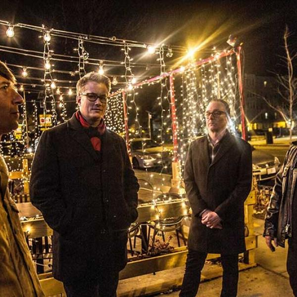 Stream Foxhall Stacks' debut album (ft. members of (Government Issue, Jawbox, Minor Threat,...)