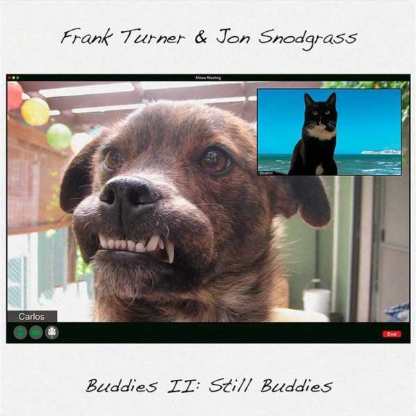 Frank Turner & Jon Snodgrass Buddies II: Still Buddies Punk Rock Theory