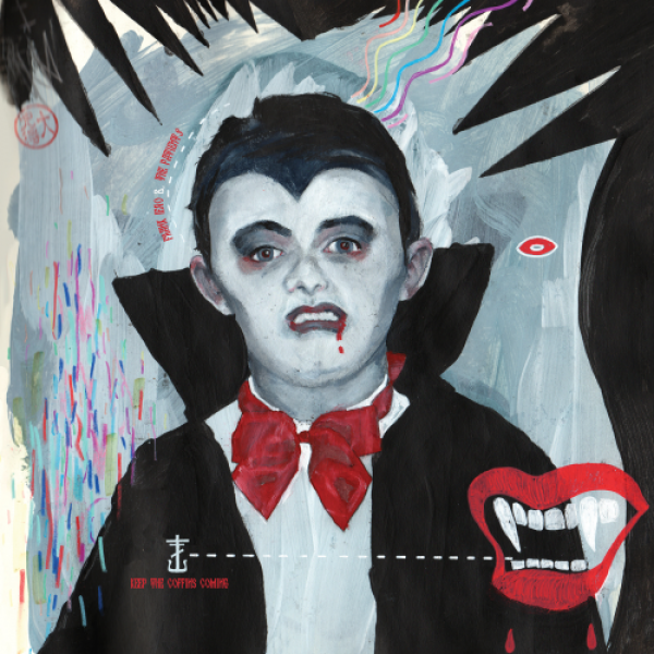 Frank Iero and the Patience - Keep The Coffins Coming