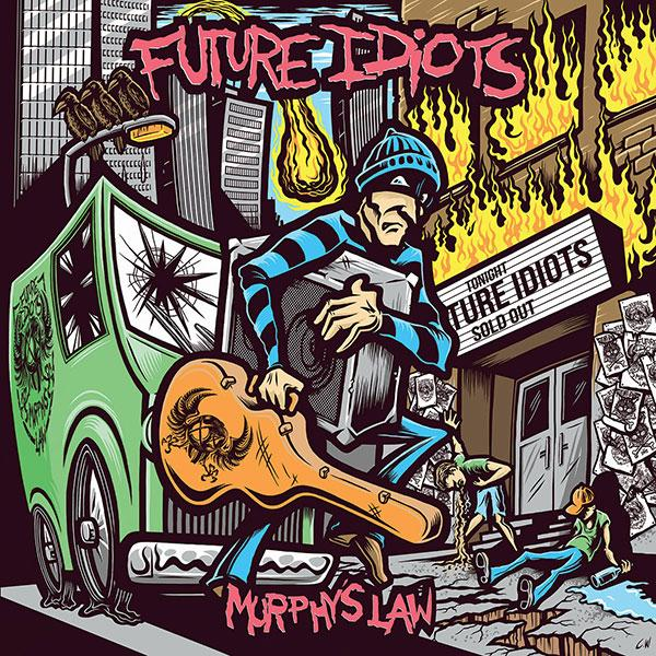 Future Idiots – Murphy's Law