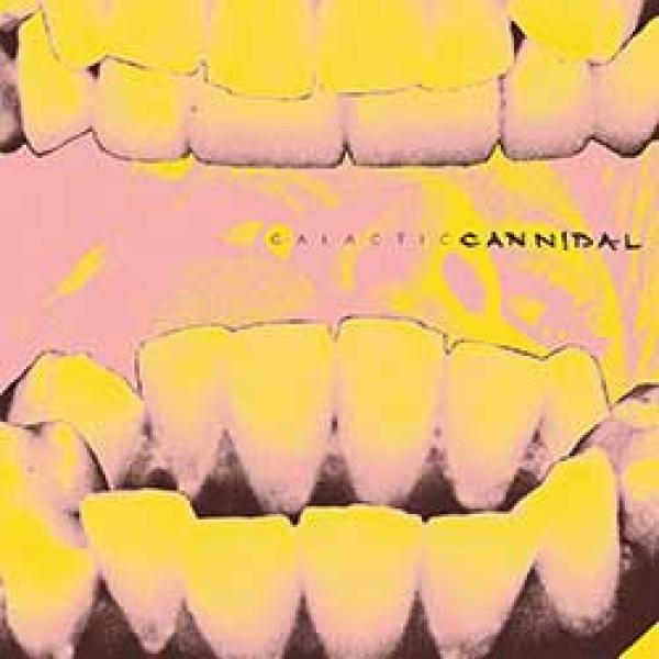 galactic cannibal we're fucked album cover