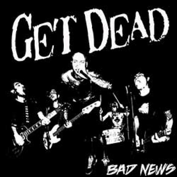 get dead bad news album cover