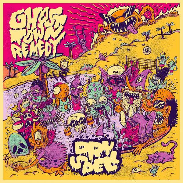 Ghost Town Remedy Dry Spell Punk Rock Theory