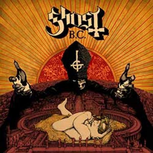 Ghost BC Infestissumam album cover