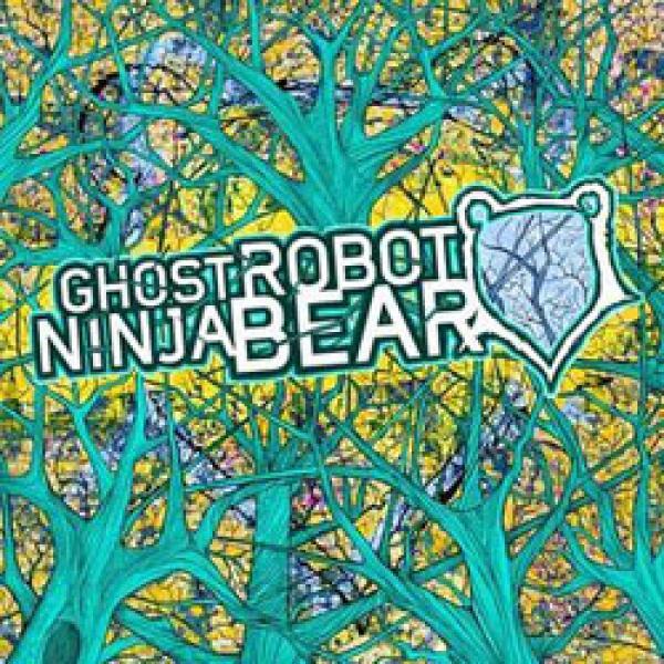Ghost Robot Ninja Bear - Ghost Robot Ninja Bear
