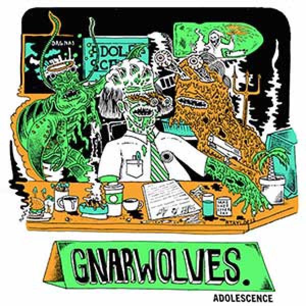 Gnarwolves – Adolescence