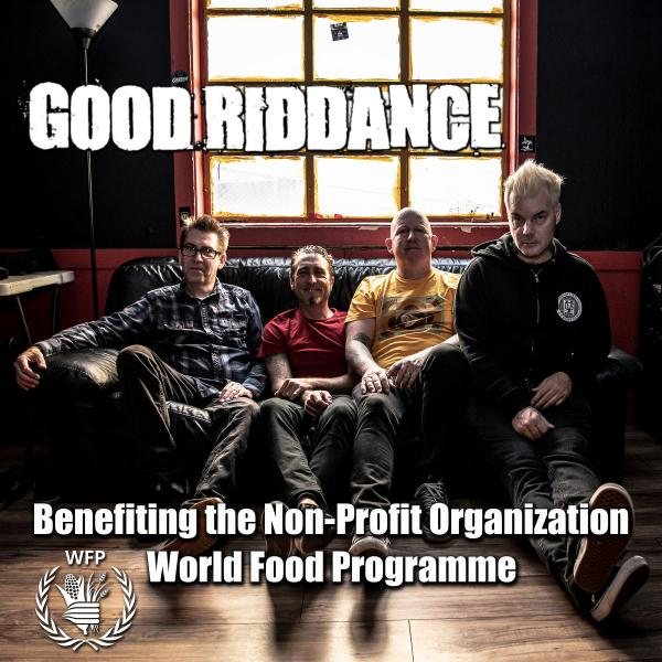 Good Riddance Benefit for World Food Program USA Punk Rock Theory