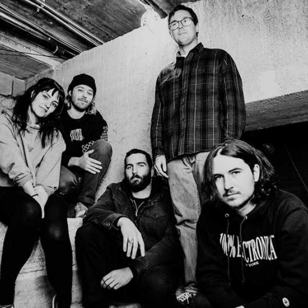 Gouge Away premiere contemplative new single 'Consider'