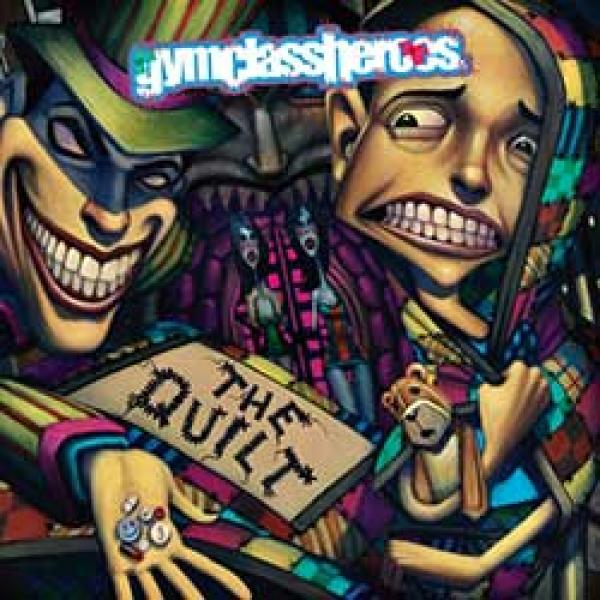 Album Reviews Gym Class Heroes The Quilt Punk Rock Theory