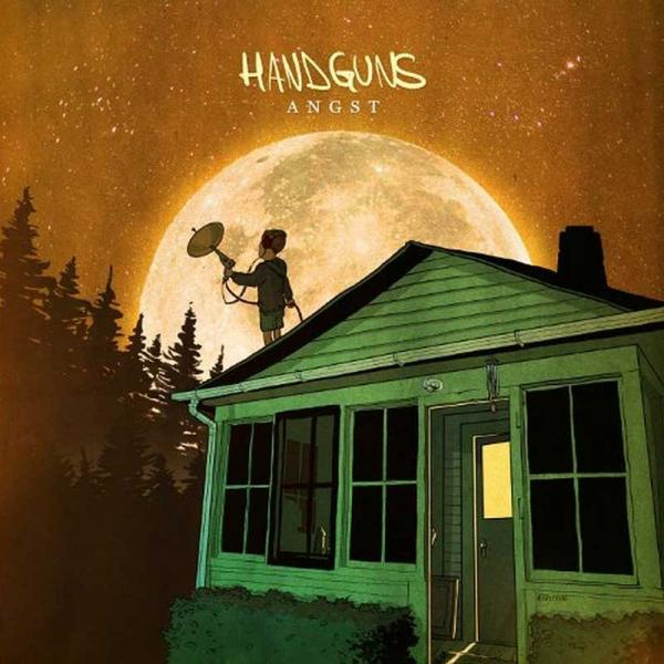 Handguns Angst Punk Rock Theory