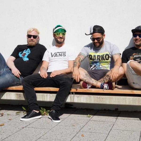 Track-by-track: German skatepunks Heathcliff walk us through their new album 'Stay Posi'