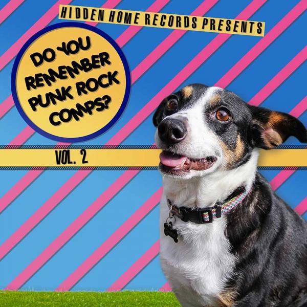 PREMIERE: Hidden Home Records shares free comp 'Do You Remember Punk Rock Comps? Vol. 2'