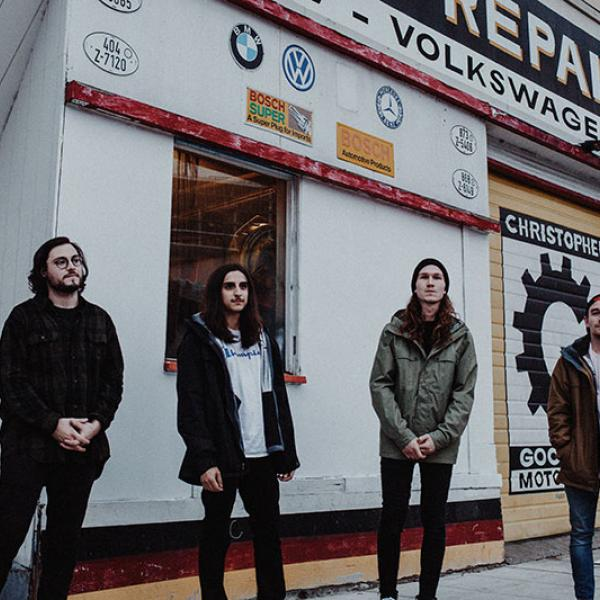 Homesafe share new video for 'Suits And Ties'