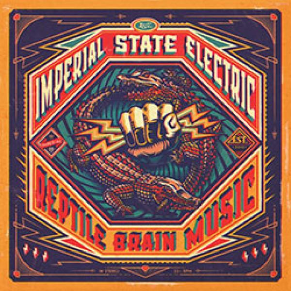 Imperial State Electric – Reptile Brain Music