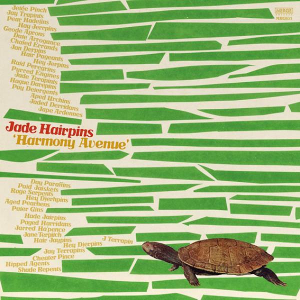 Jade Hairpins Harmony Avenue Punk Rock Theory