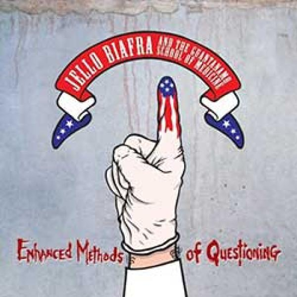 Jello Biafra and the Guantanamo School of Medicine - Enhanced Methods of Questioning
