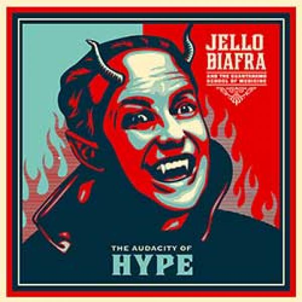 Jello Biafra and the Guantanamo School of Medicine – The Audacity of Hype