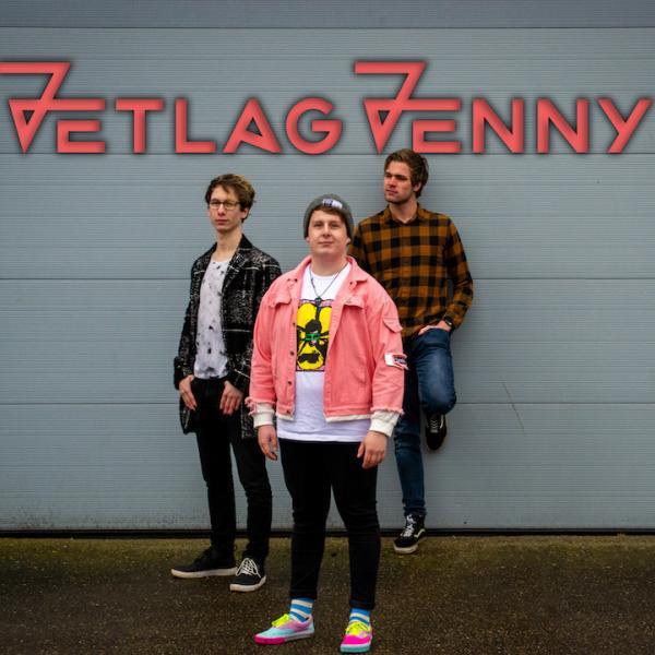 Jetlag Jenny release new single 'Killing Me'